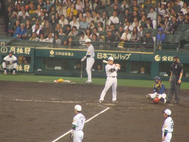 甲子園 阪神vsオリックス