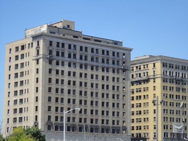 デトロイト ダウンタウン