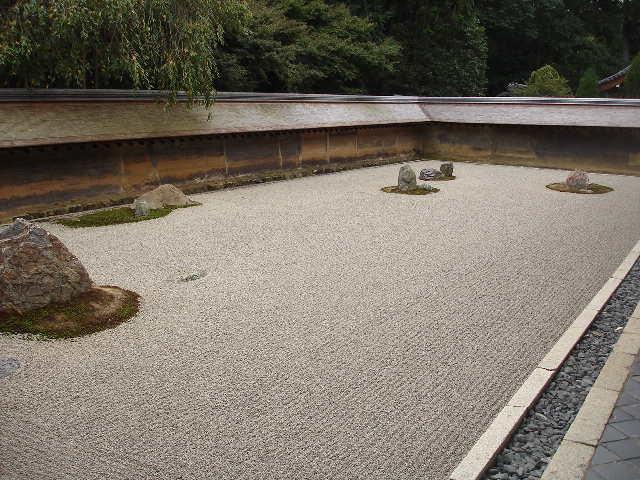 竜安寺 石庭