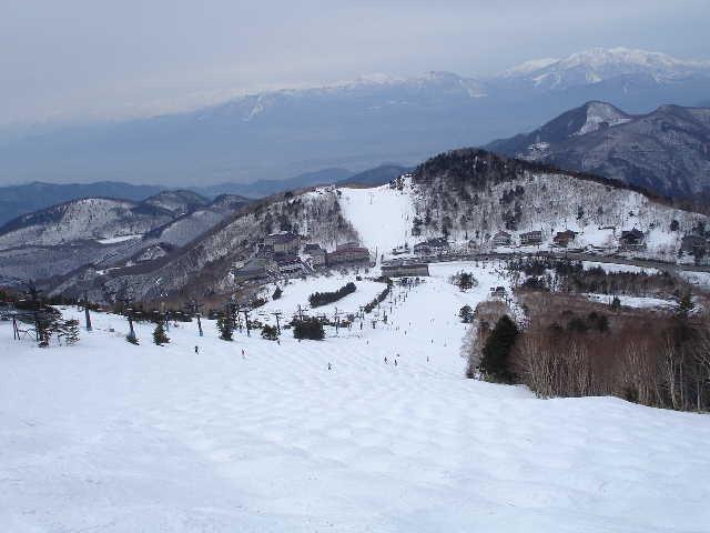 高天ヶ原マンモス