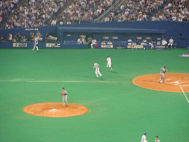 阪神vs中日 ナゴヤドーム