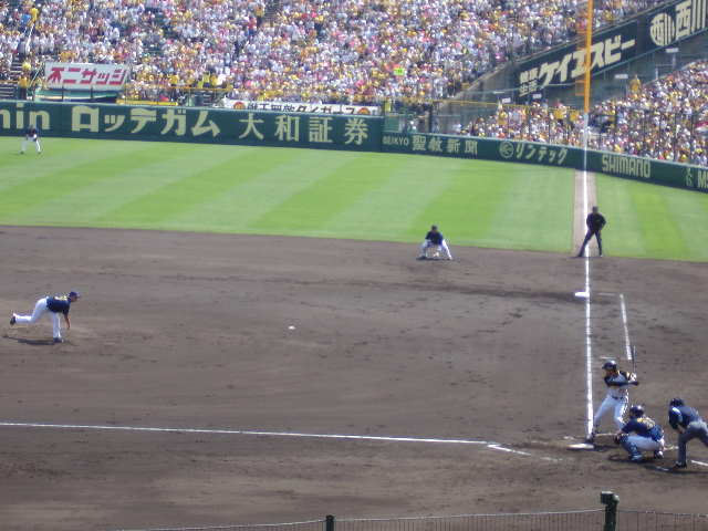 交流戦 阪神vsオリックス