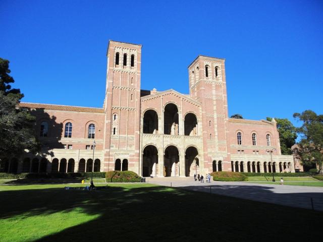 UCLA ロサンゼルス