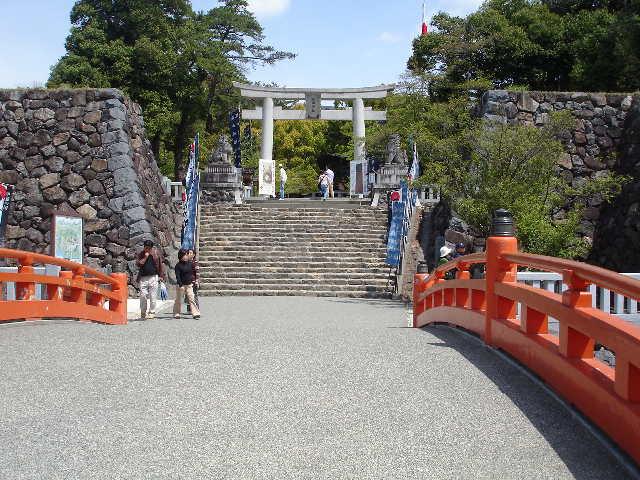 甲斐 武田神社