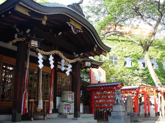 甲子園 素盞鳴神社