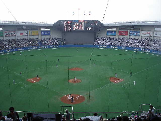 千葉マリンスタジアム 千葉ロッテvs福岡ソフトバンク