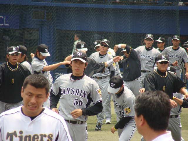 横浜スタジアム 阪神vs横浜