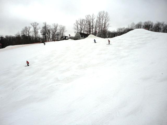 Boston Mills Ski Resort
