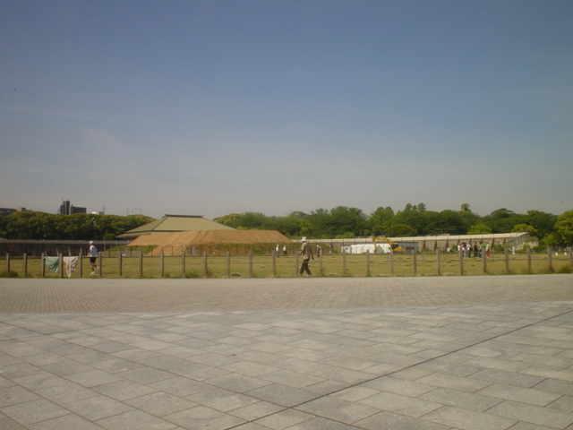 平和台球場跡