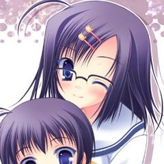 弟と一緒な麻耶さん~♪