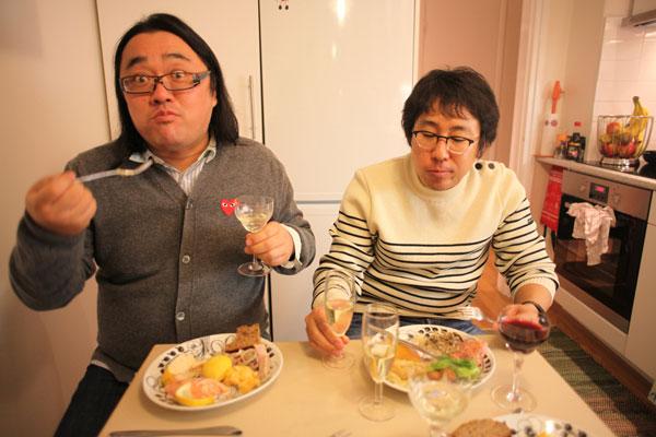 また飲んじゃった。日本に帰ったら禁酒だな。.jpg