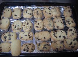 071029ビスト郎クッキー二段焼き上