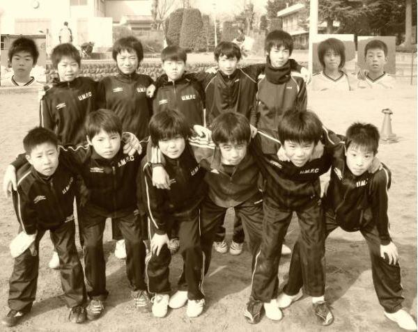 平成19年度卒団生