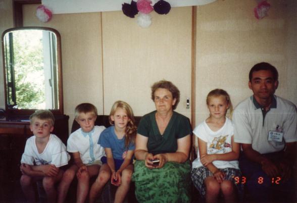 ベラルーシの子供たち