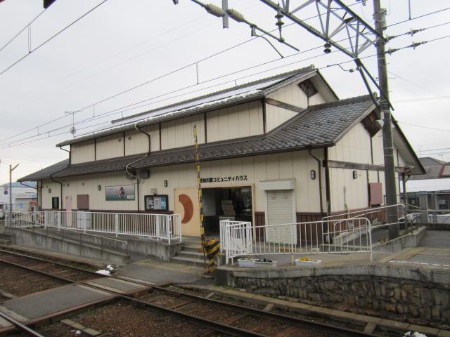 近江鉄道の旅【愛知川駅】 | と...