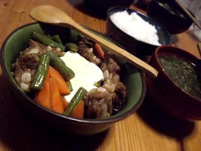 ソーキ豆腐