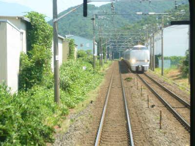 関ヶ原駅付近