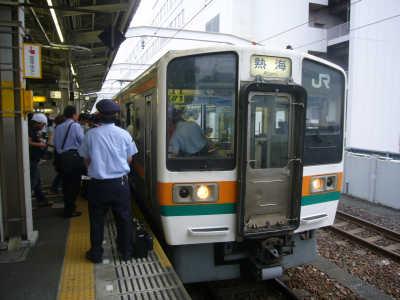 211系in静岡