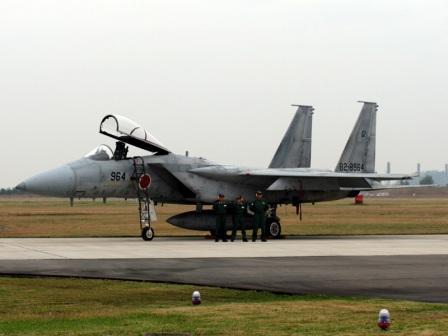 F-15 岐阜2005