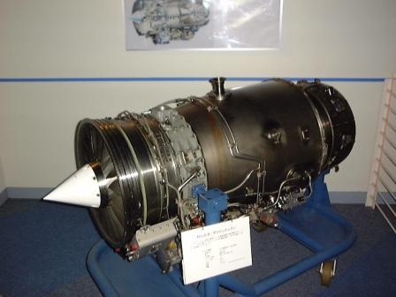 F3ターボファンエンジン(T-4用)