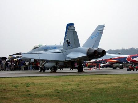 F/A-18 岐阜2005