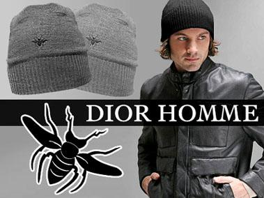 super cute 734fc 731dc Dior Homme(ディオール オム)のニット帽!BEE(蜂) ニット ...