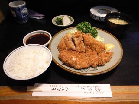 浅草トンカツ屋「フジ家」3