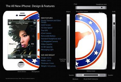 Toecutter × Gizmobies i-phone 4 CASE