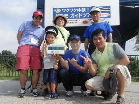 2011夏休みリニモガイドツアー1