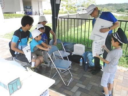 2011夏休みリニモガイドツアー2