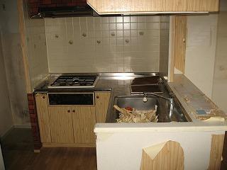 旧キッチン1