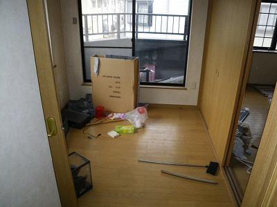 2F左側洋室