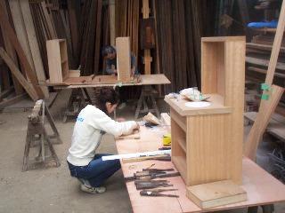 木工教室200811