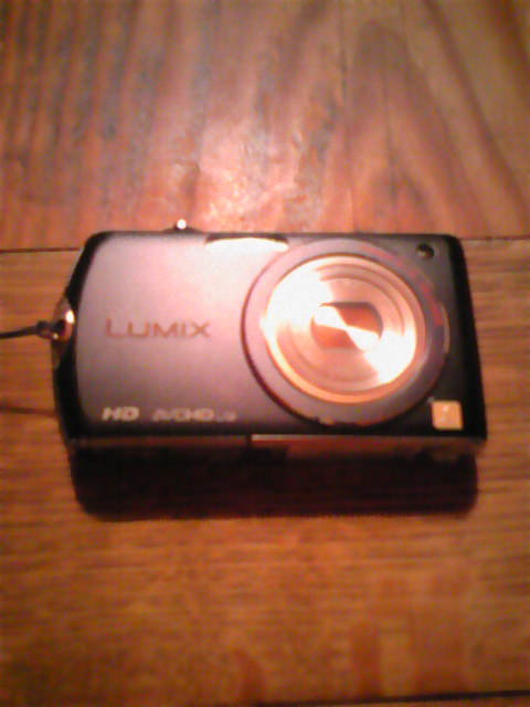 母のカメラ