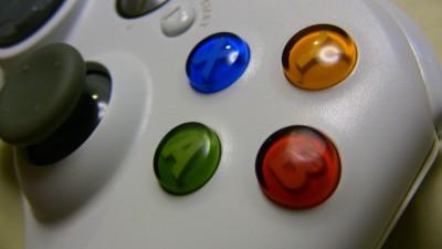 Xbox360ワイヤレスコントローラー