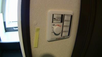 浴室用のスイッチプレート