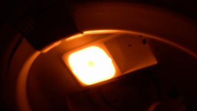 LEDの常夜灯