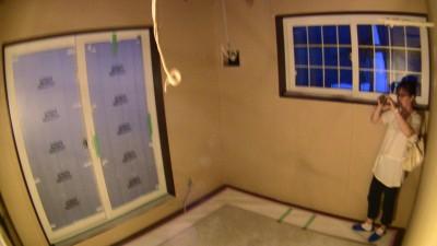 室内を撮影1