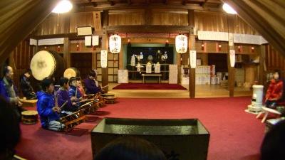 愛知県半田市の平地神明社