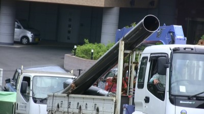 井戸用の鋼管