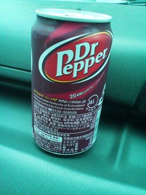 Dr Pepper ドクターペッパー 毒ペ