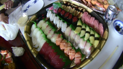 森の石松の寿司2