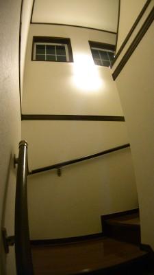 階段照明の設置場所