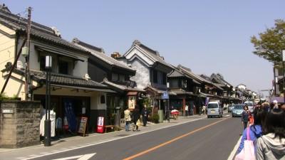 小江戸川越の一番街