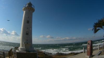 知多半島にある野間灯台