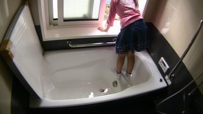 風呂のフタ