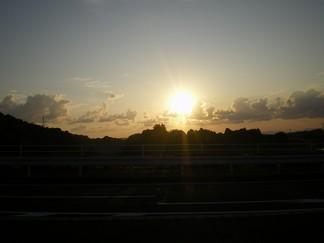 日の出 84.7km(6.48)