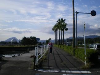 関の江手前 93km(8,29)