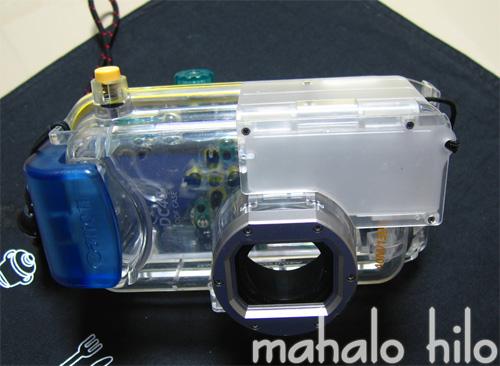 canon防水カバー