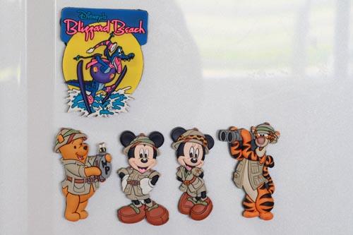 ディズニー磁石1